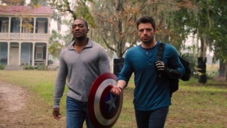 A Fourth 'Captain America' Movie Is Coming From The 'Falcon And The Winter Soldier' Showrunner