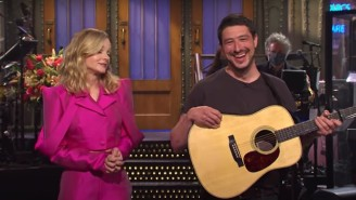 Carey Mulligan's 'SNL' Monologue Got Hijacked By Her Famous Musician Husband