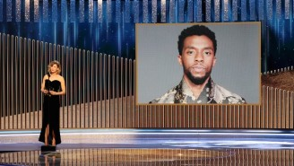 People Aren't Thrilled About Chadwick Boseman's Swag Bag NFT, Especially After His Oscars Snub