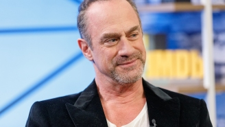 Christopher Meloni Had A 'Big' Response To A Photo Of His Butt Taking Over Twitter