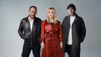 Chvrches Kick Off A New Era With 'He Said She Said,' Which Addresses The Exhaustion Of Being A Woman