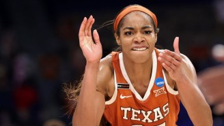 Potential Top Pick Charli Collier Got A FaceTime From Fellow Texas Alum Kevin Durant Before The WNBA Draft