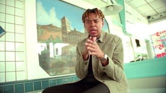Cordae Takes A Tour Of LA In His Reflective 'Dream In Color' Video