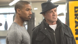 Michael B. Jordan Has Explained Why Sylvester Stallone Isn't Coming Back For 'Creed III'