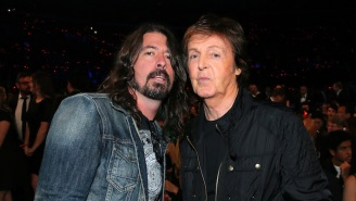 Dave Grohl Discusses The Beatles' Farts On 'Jimmy Kimmel Live!'