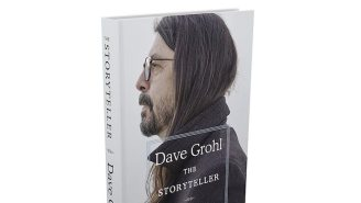 Dave Grohl Is Sharing His Fascinating Life Story In A New Book, 'The Storyteller'