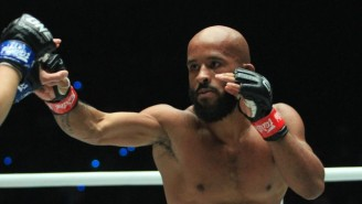 Adriano Moraes Knocked Out Demetrious Johnson With A Vicious Knee To The Head