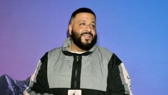 DJ Khaled Updates His 'Khaled Khaled' Tracklist: 'Cardi B Vocals Is In!'