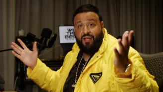 DJ Khaled Earns His Third No. 1 Album With 'Khaled Khaled'