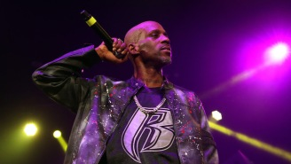 DMX's 'Ruff Ryders Anthem' Aided The Birth Of Action Bronson's Son