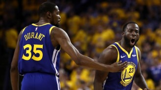 Draymond Green And Kevin Durant Explained What Happened In Their Infamous Blowup In L.A.
