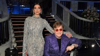 The Blessed Madonna Shared A Clubby Remix Of Elton John And Dua Lipa's 'Cold Heart'