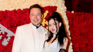 Elon Musk Confirms He And Grimes Are 'Semi-Separated'