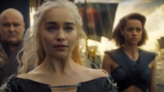Emilia Clarke Said Making The First Season Of 'Game Of Thrones' Was 'Nonstop Joy' Despite, Well, Everything