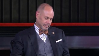 Ernie Johnson Couldn't Believe He Had To Sit Through Shaq And Kenny's Gas Tank Argument Again