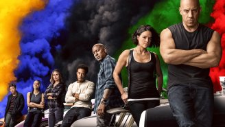 The 'Fast & Furious' Movies Are Returning To Theaters For Free For The Run-Up To 'F9'