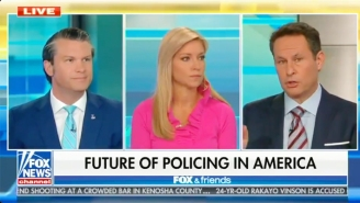 'Fox And Friends' Co-Host Brian Kilmeade: People Who Protest Against Police 'Should Be Barred' From Dialing 911