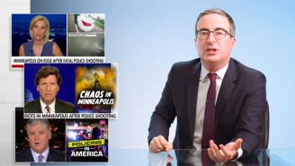 John Oliver Takes Aim At Those Middle-Of-The-Night Fox News Commercials To Savage Effect
