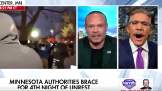 Geraldo Rivera Completely Melted Down When He And Dan Bongino Went In For Another Round On Police Brutality