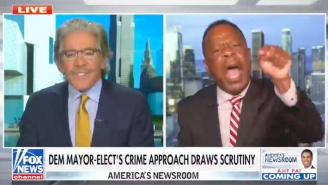 Geraldo Rivera Apologized For Asking A Black Fox News Guest About The Last Time He Was In 'The Ghetto,' Causing All Hell To Break Loose