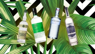 Bartenders Show Love To Their Favorite Gins For Spring Gin & Tonics
