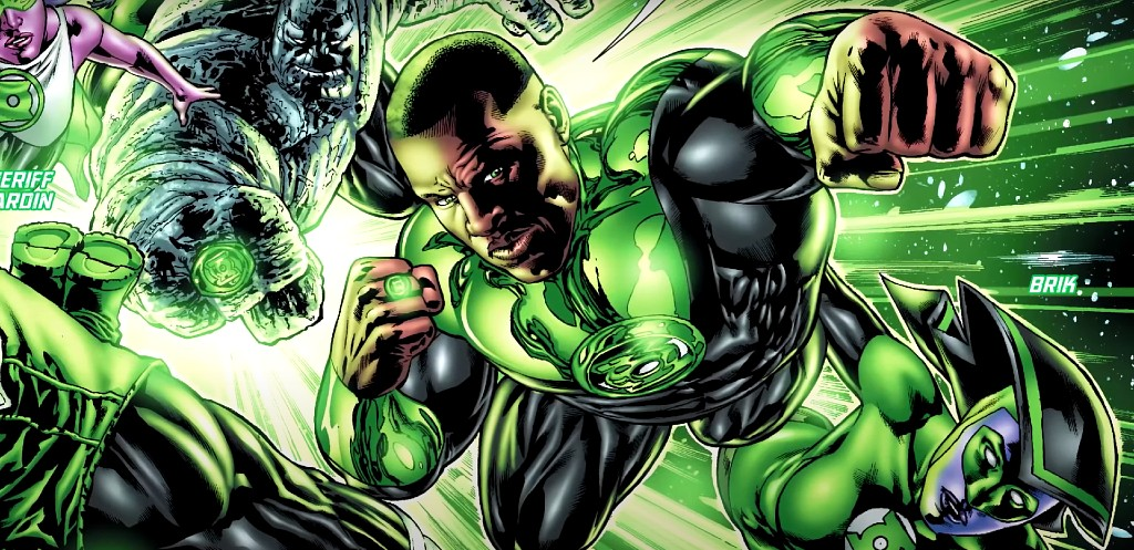 Zack Snyder Revealed Who He Cast To Play Green Lantern In His 'Justice League' Cut