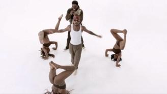Guapdad 4000 Adds A Flirtatious Verse To Sainvil's Amorous 'Ashley' Video
