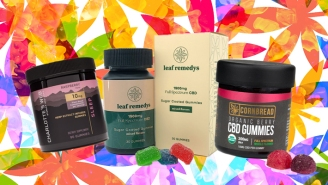 A Deep Dive On Our Three Favorite Full-Spectrum CBD Gummies, From Flavor To Effects