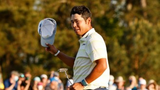 Hideki Matsuyama Became Japan's First Men's Major Winner At The Masters