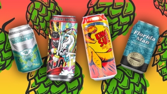 Take Your Craft Beer Sipping To Hoppy Heights With These Double IPAs