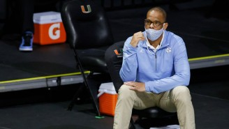 UNC Will Reportedly Hire Hubert Davis As Their Next Head Coach