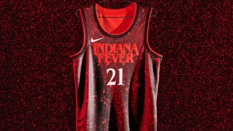 The Indiana Fever Busted Out Their 'Stranger Things' Unis To Celebrate The First Season 4 Trailer