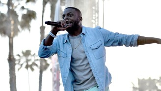 Isaiah Rashad Reveals He's Recovering From COVID-19