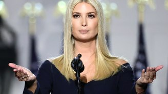 Ivanka Trump's First Social Media Post In Months Has MAGA Anti-Vaxxers Furiously Turning On Her