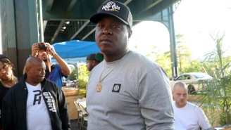 Jadakiss Honored DMX With A Food Giveaway In Their Hometown Of Yonkers