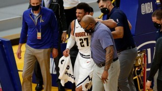 Jamal Murray Suffered A Torn ACL And Is Out 'Indefinitely'