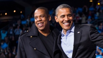 Barack Obama Explains Why A Song From Jay-Z's 'The Black Album' Means So Much To Him