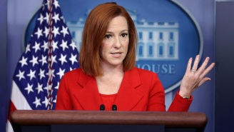 Jen Psaki Nukes John Cornyn's Suggestion That Biden Isn't 'Really In Charge' Because He Doesn't Tweet Enough