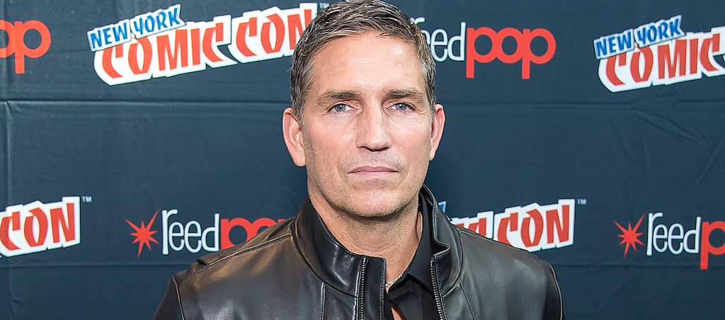 Jim Caviezel Is Getting Roasted For Floating A Bananas QAnon Conspiracy Theory At A Conservative Conference Against COVID Restrictions