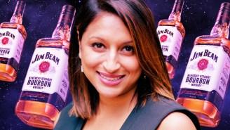 Malini Patel, Jim Beam's Managing Director, On 'Democratizing Bourbon'