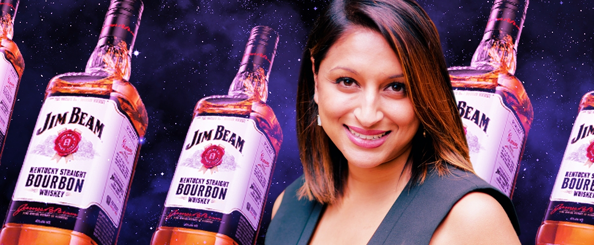 Malini Patel, Jim Beam's Managing Director, On 'Democratizing Bourbon'