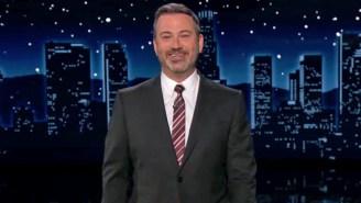 Jimmy Kimmel Had A Field Day With Matt Gaetz Asking Trump For A Preemptive Pardon: 'That's Not Suspicious'