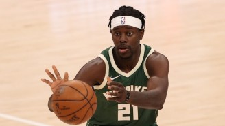 Report: Jrue Holiday Inked A 4-Year, $160 Million Extension With The Bucks