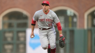 Joey Votto Turned A Triple Play After A Baserunning Error