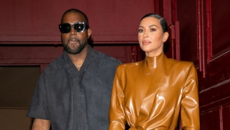 Kanye West Asks For Joint Custody Of His And Kim Kardashian's Kids In Their Divorce