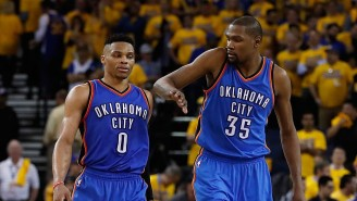 No, Kevin Durant Didn't Purposefully Leave Russell Westbrook Off His Top 5 Teammates List