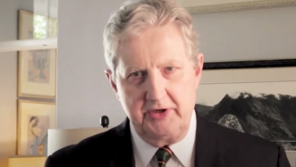 Here's GOP Senator John Kennedy Of Louisiana Singing 'Born Free' To Urge People To Get Vaccinated (You're Welcome)