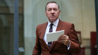 Kevin Spacey Apparently Did A Literal 'Song And Dance' Routine During A Deposition
