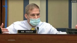 Jimmy Kimmel Lets Loose On 'Meathead' Jim Jordan For Attacking Dr. Fauci With 'Relentless Stupidity'