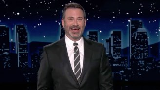 Jimmy Kimmel Compared Tucker Carlson To The Joker After Hearing His ManiacalLaugh